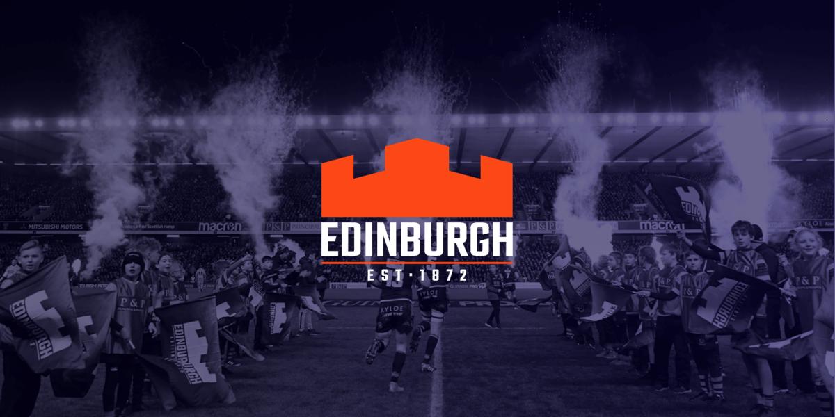 Why Edinburgh Rugby S Rebrand Was Revolutionary Following Ferg
